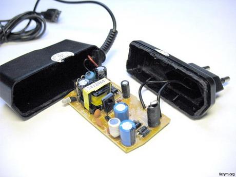 Построение зарядного устройства на импульсном блоке питания позволяет более чем в двое понизить вес, за счет того...