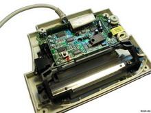 Как работают приборы.  Ремонт.  До того как рынок отвоевали планшетные сканеры в ходу были сканеры ручные.