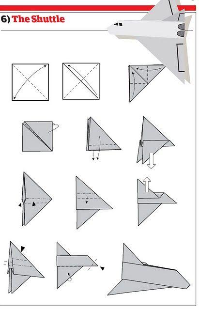 остается оригами.